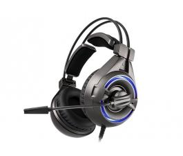 Headphone SENIC A6   ( USB , LED)