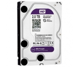 HDD WESTERN PURPLE 2T